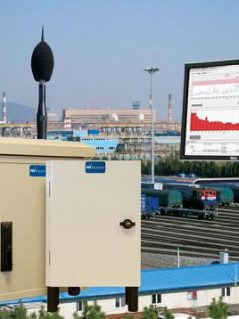 Environmental Noise Monitoring systems by Norsonic