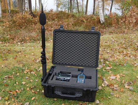 Nor1506 Portable Noise Monitoring Terminal