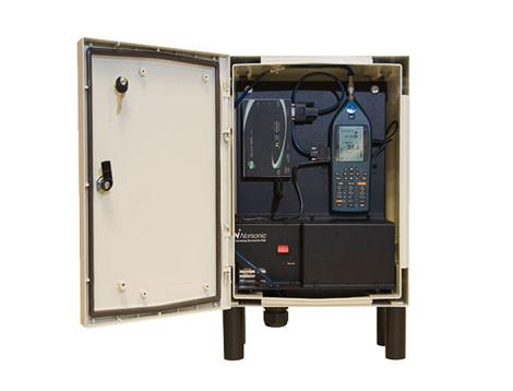 Nor1530 compact NMT Noise Monitoring Station by Norsonic