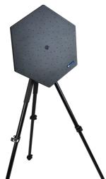 Acoustic Camera Hextile Small